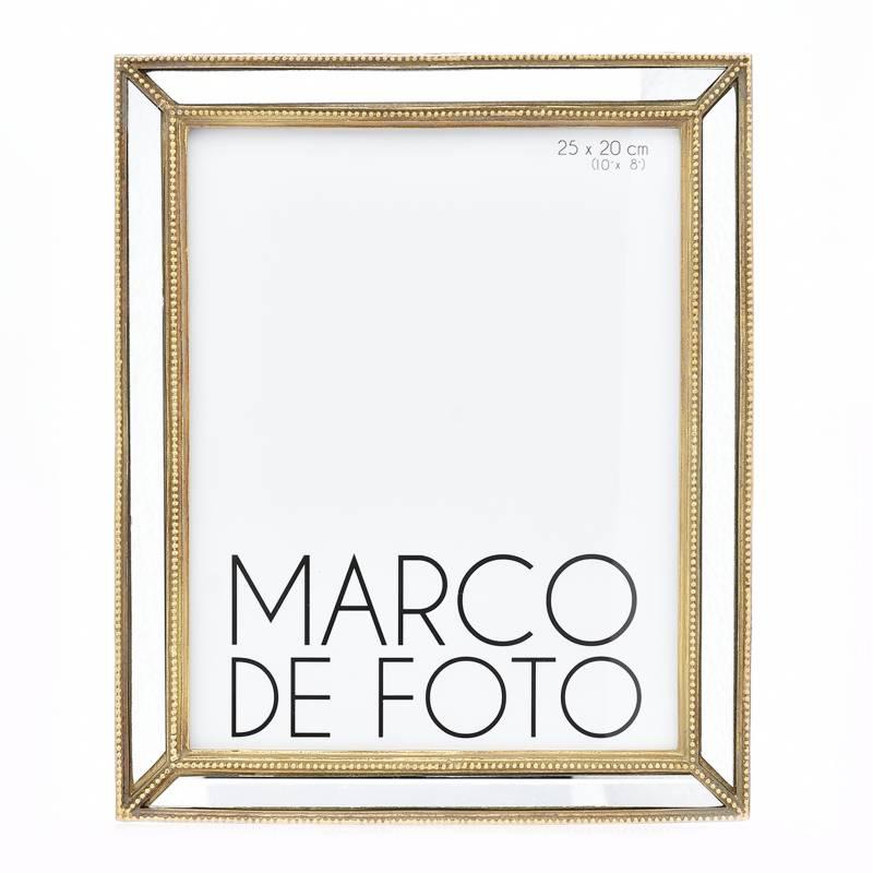 Mica - Marco Foto Espejo 20 x 25 cm