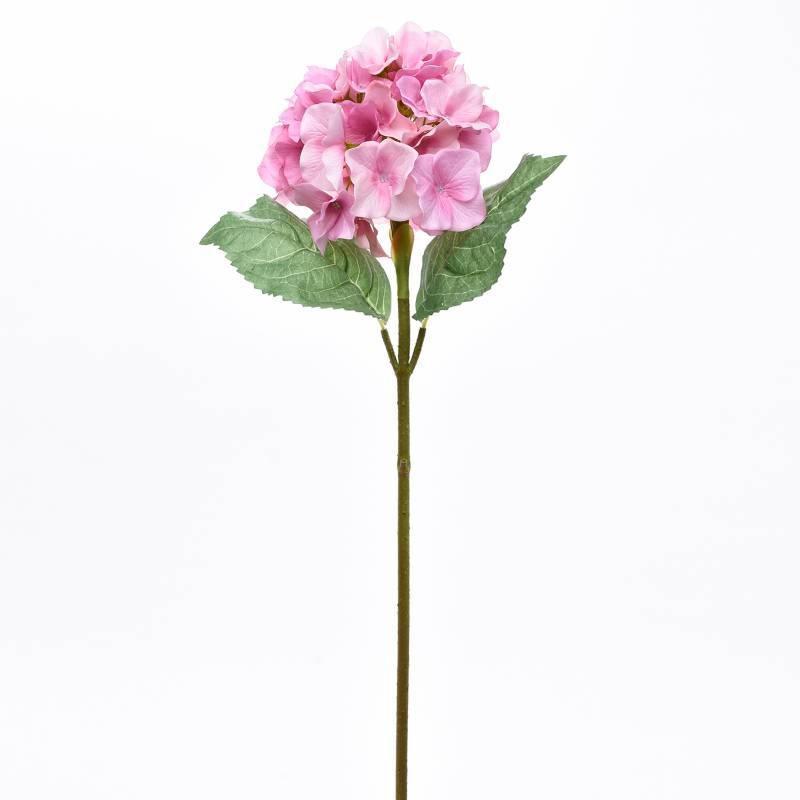 Mica - Flor Hydrangea Rosada