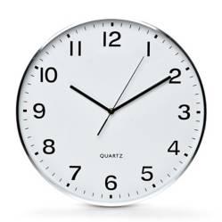 Reloj Alum 40 cm Plata