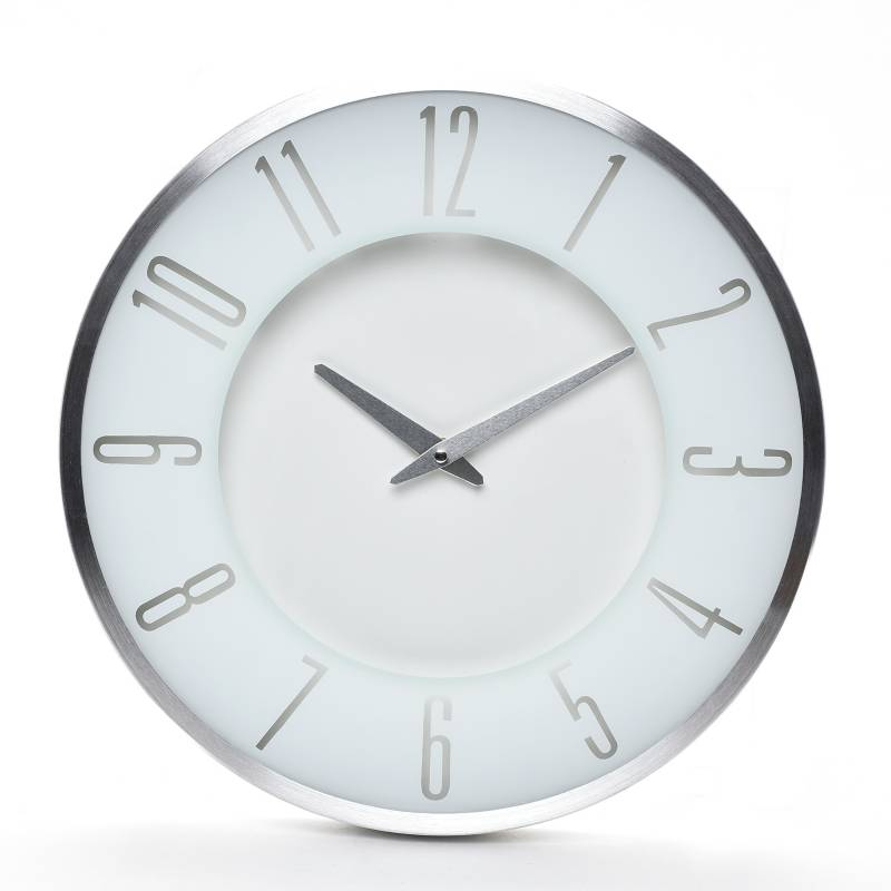 Mica - Reloj Dorado Números 35 cm