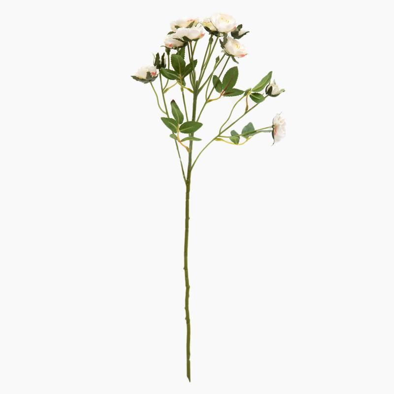 Mica - Ramo Rosas Blancas 49 cm