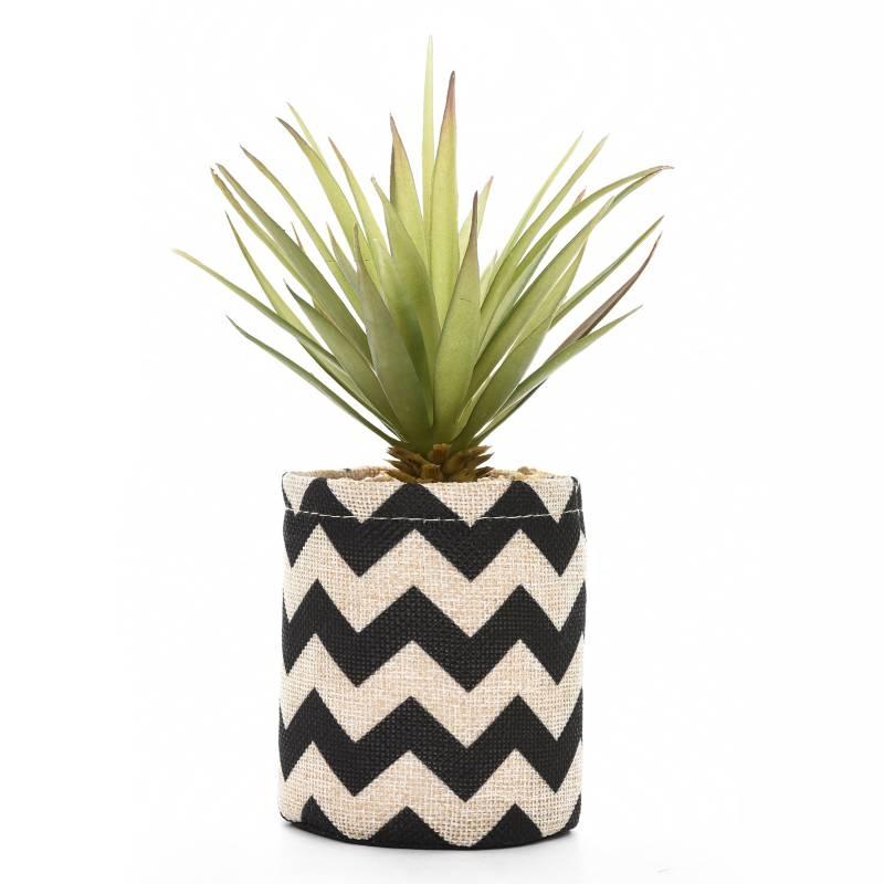 Mica - Pot Grass Yute 22 cm