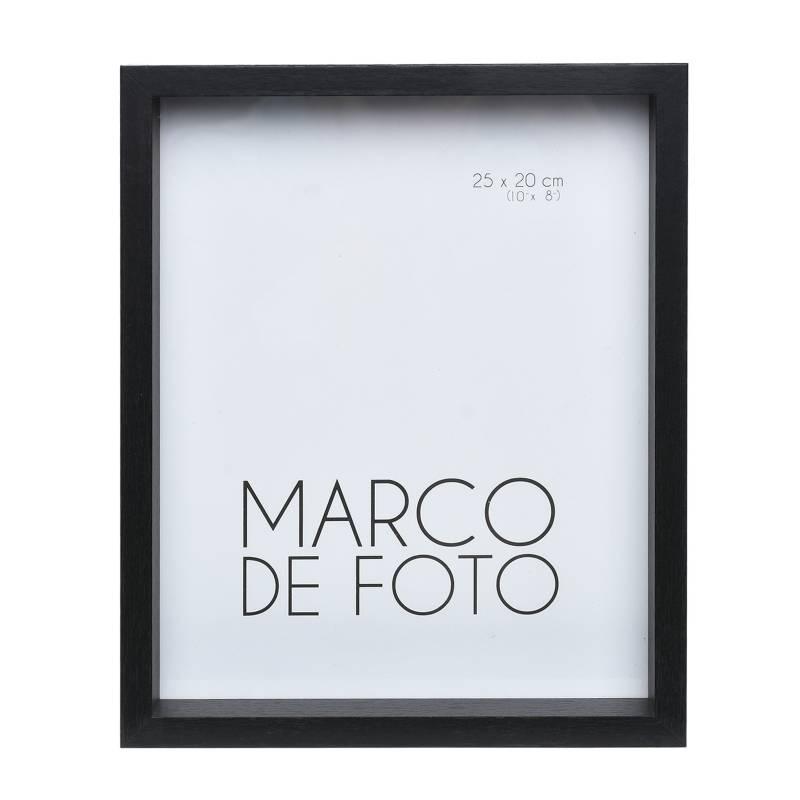 Mica - Marco de Foto Cajón Natural 10X15 cm
