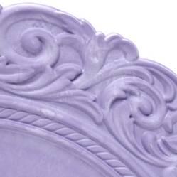 Base Plato Sitio Mel Purple 36 cm