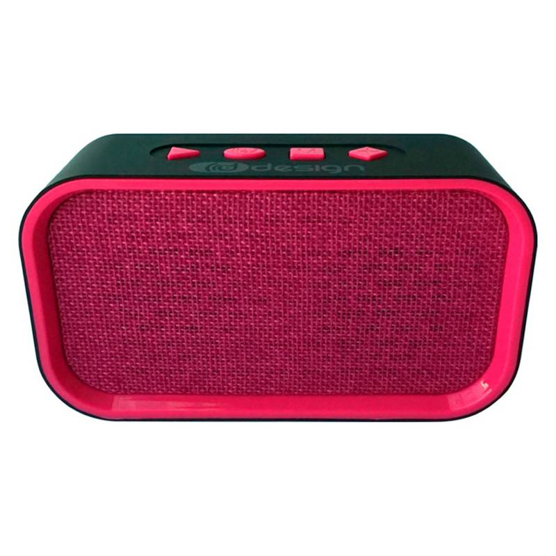 Ddesign - Parlante Bluetooth D-Design DD-SOUND100