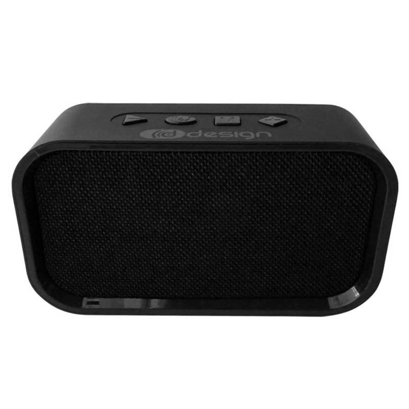 Ddesign - Parlante Bluetooth Ddsound