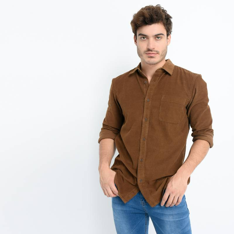 University Club - Camisa Slim