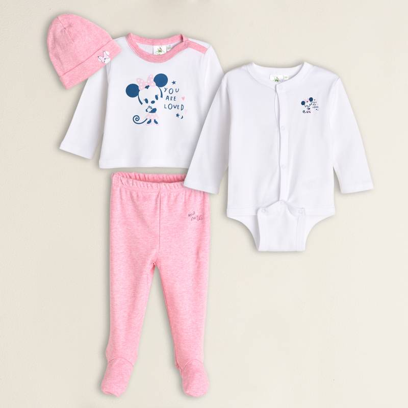 Minnie - Conjunto Bebé