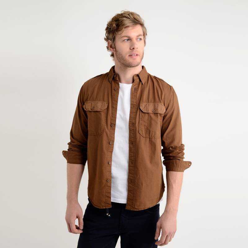 Basement - Camisa Regular