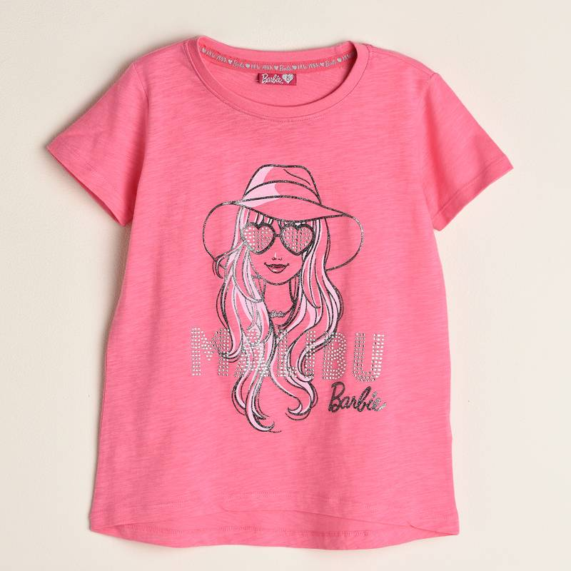 Barbie - Camiseta Niña Barbie