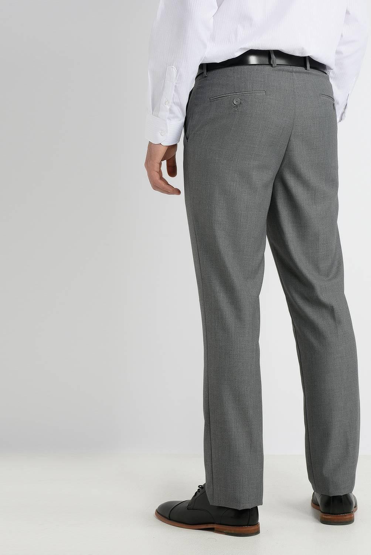 Newboat - Pantalón de Vestir Regular