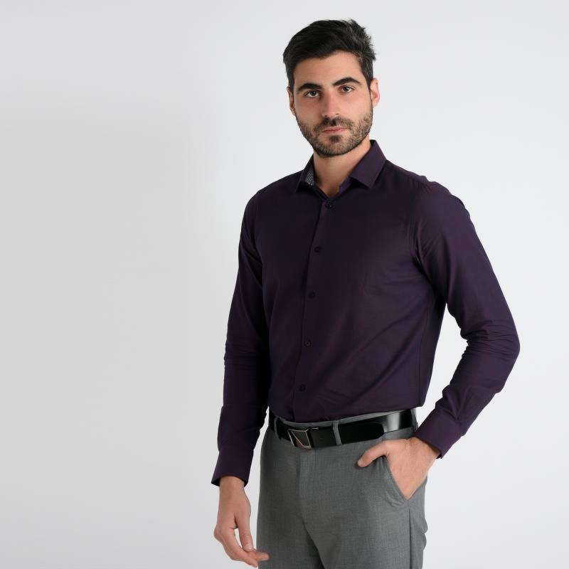 Mossimo - Camisa de Vestir Regular