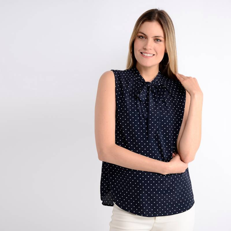 University Club - Blusa Mujer Sin Mangas University Club