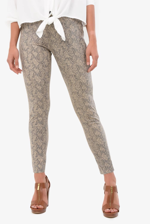 Basement - Pantalón Skinny Mujer Basement