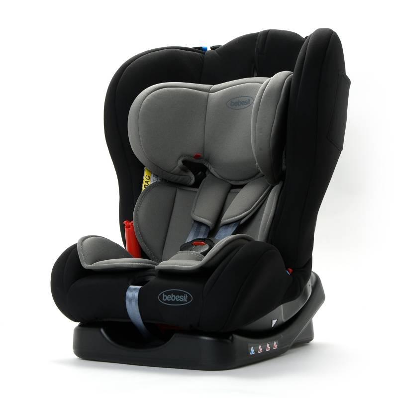 Bebesit - Silla de Auto Bebé Orbit Plus Gris