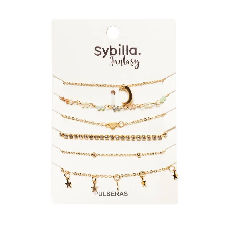 Sybilla - Pack pulsera x 5