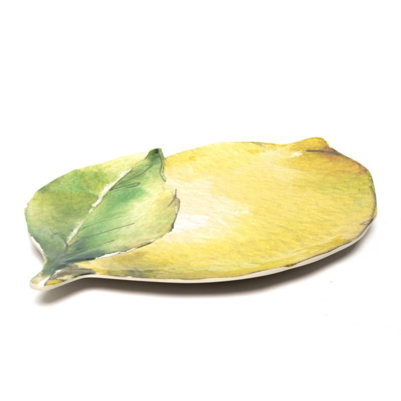 Roberta Allen - Bandeja frutas Limón 44 x 30 cm