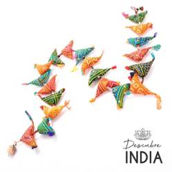 Mica - Colgador Paj India 120 cm