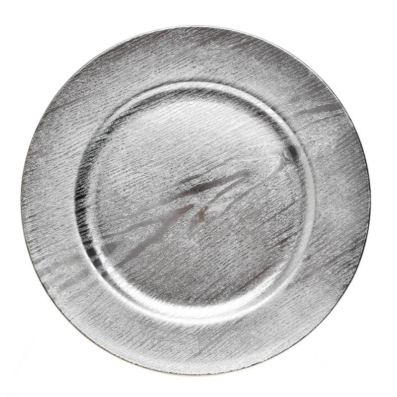 Mica - Base Plato Mad Plata 33 cm