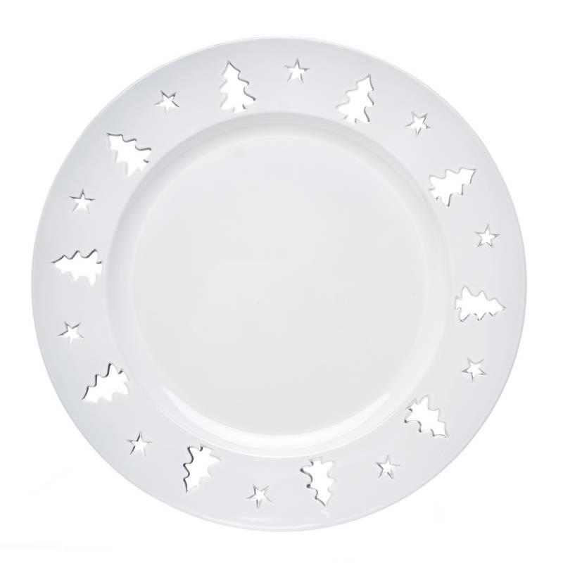Mica - Base Plato White 33 cm