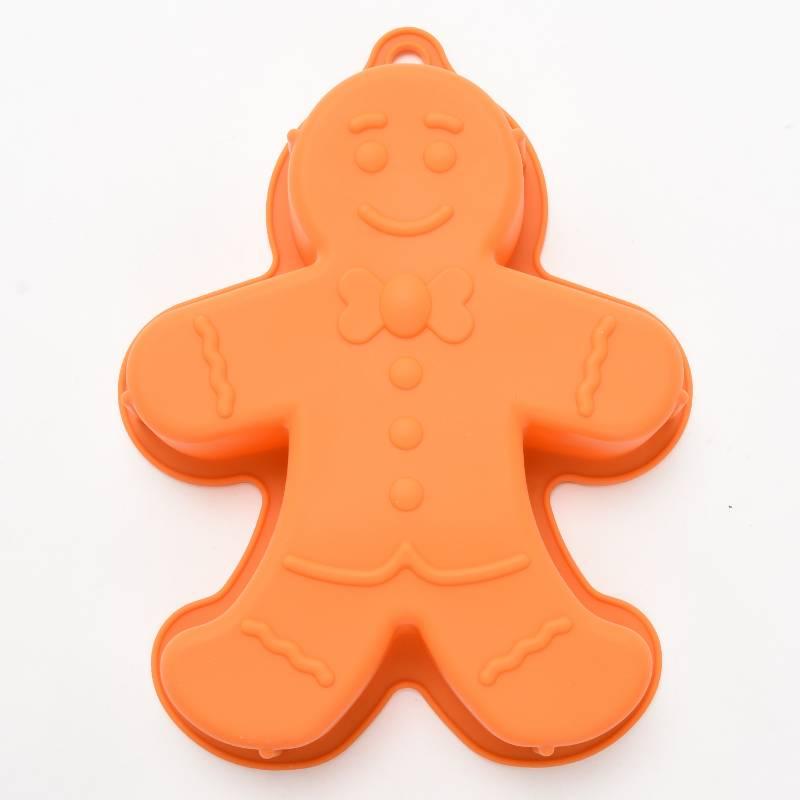 Mica - Molde Silicona Gingerman