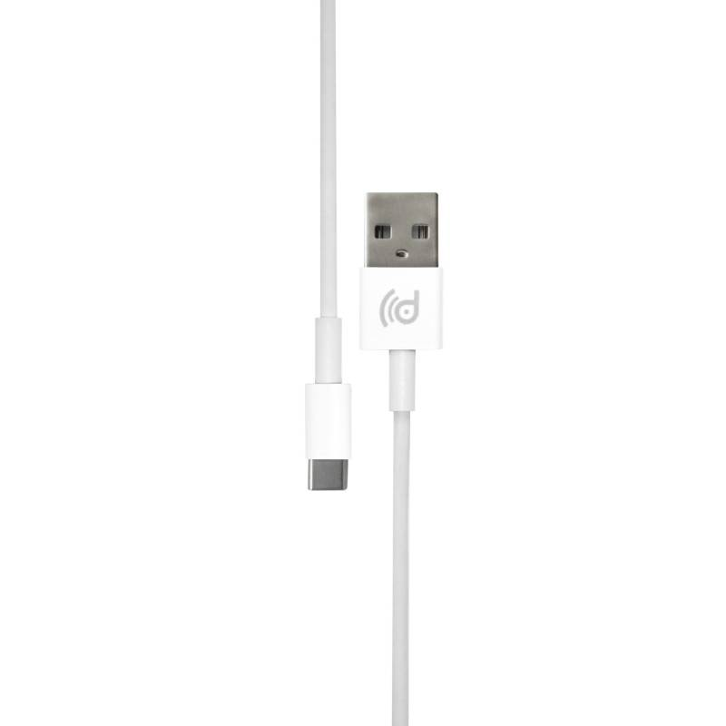 Ddesign - Cable Tipo C 1 m Blanco