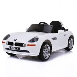 Cars - Moto a batería BMW Z8 6V-Negro