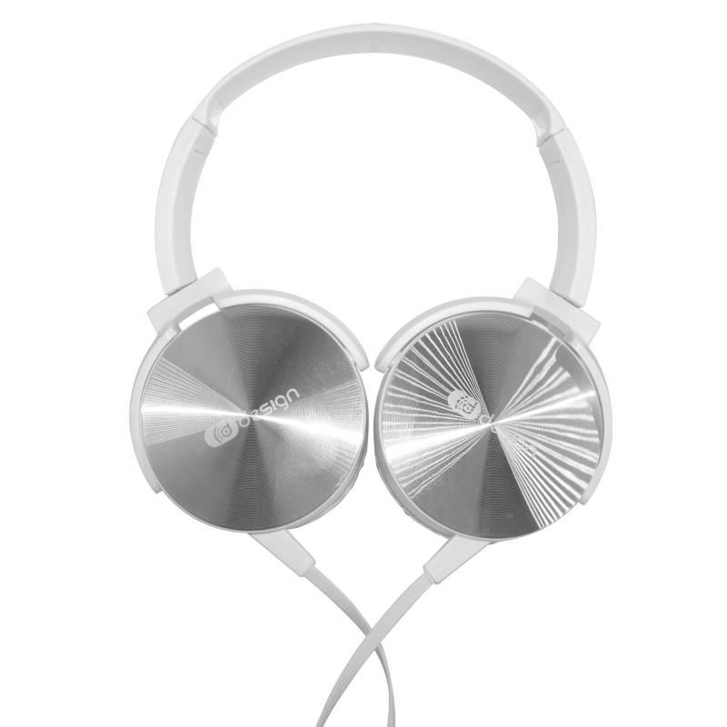 Ddesign - Headphone Wired Blanco