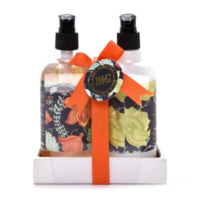 B&C Beauty Care - Set Jabón Líquido y Crema