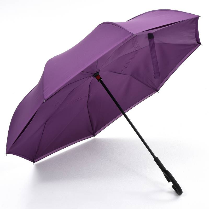 Mica - Sombrilla Color Morado 58 cm