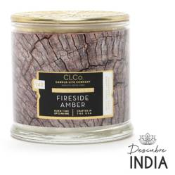Vela 14 Oz Wood Amber