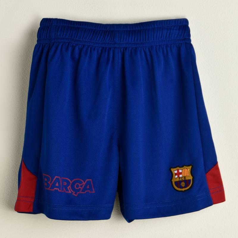 Barcelona - Short Deportivo Niño Barcelona