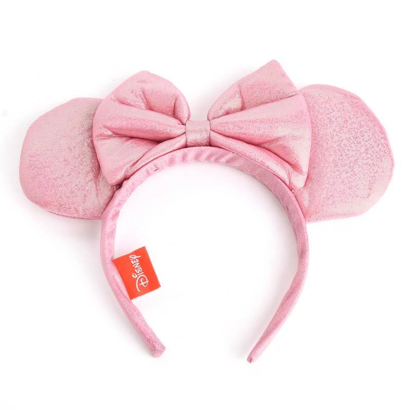 Disney - Balaca Minnie Rosada