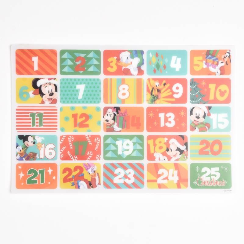 Disney - Individual Calendario 32 x 44 cm
