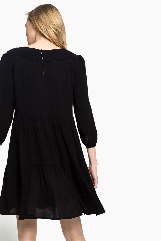 Basement - Vestido Corto Boho