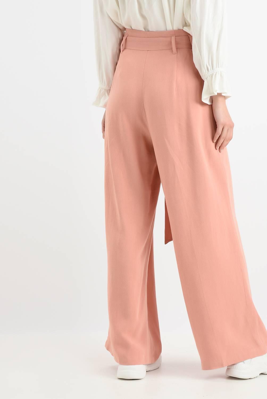 Sybilla - Pantalón Flare Mujer Sybilla