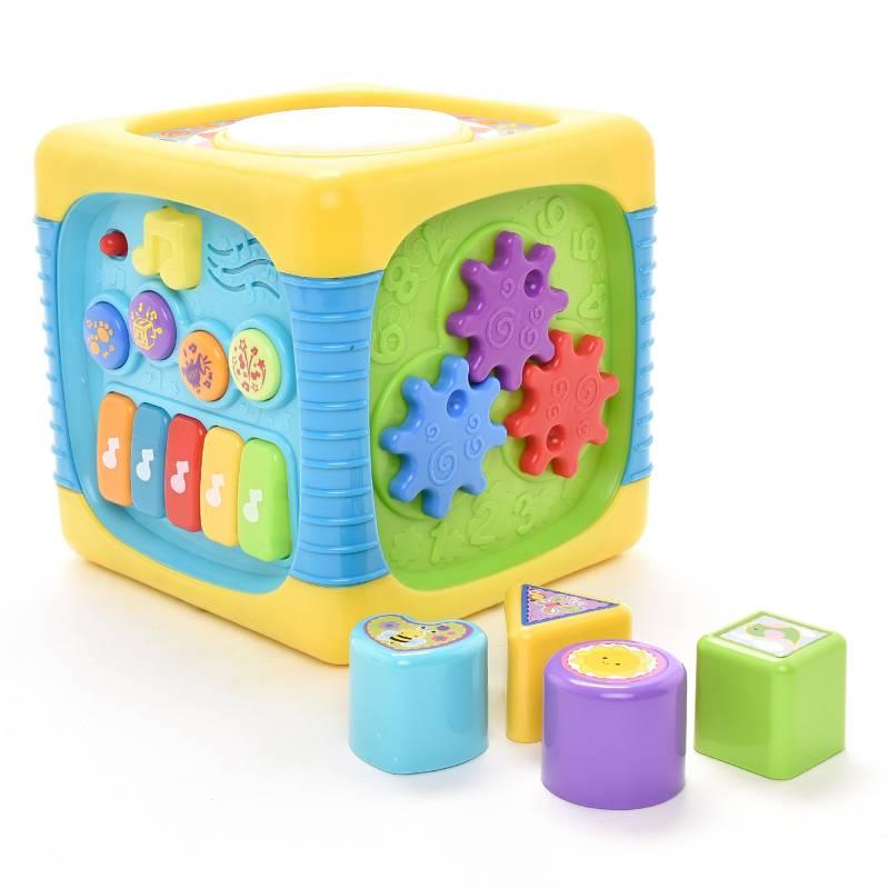 WinFun - Cubo Interactivo con Luces