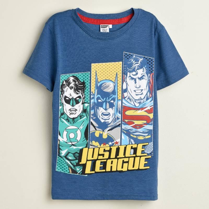 Dc Comics - Camiseta Niño DC Originals