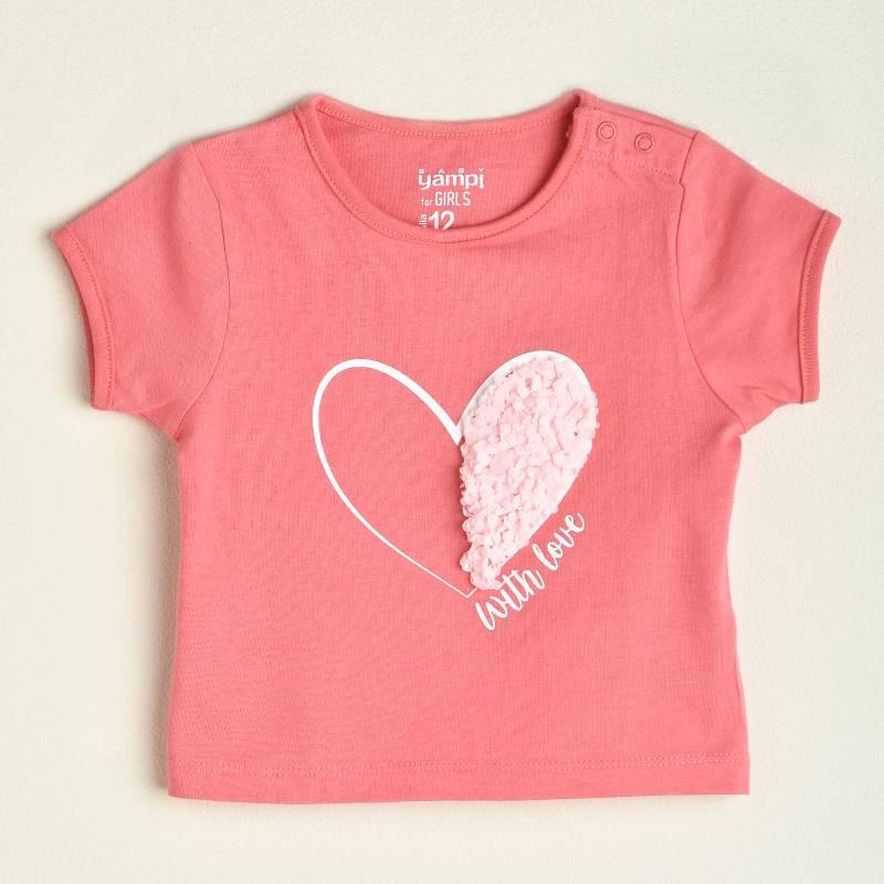 Yamp - Camiseta Bebé