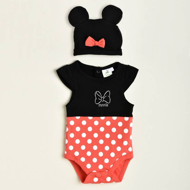 Minnie - Bodie Bebé Niña Minnie