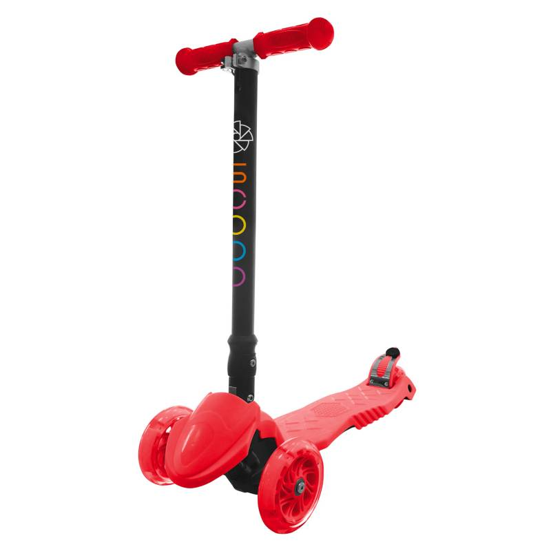 Scoop - Tri-Scooter Foldable Rojo