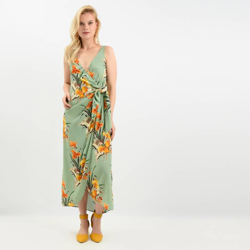 Basement - Vestido Largo Basement