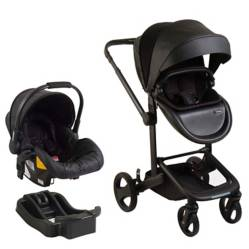 Bebesit - Coche Travel Quad Negro
