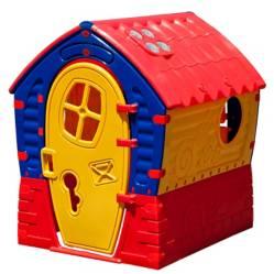 Dream House Roja Chica
