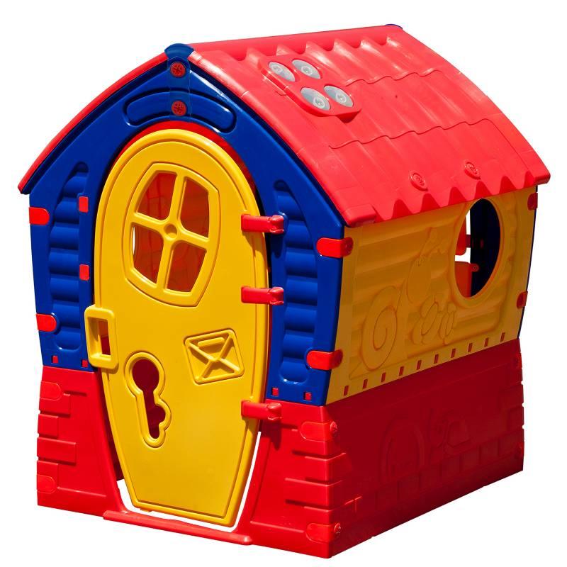 Pal Play - Dream House Roja Chica