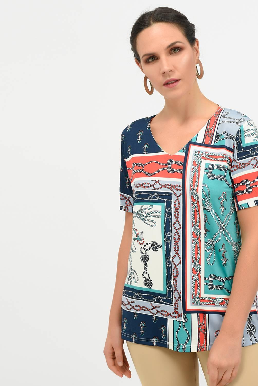 Southland - Camiseta Mujer Manga Corta Southland