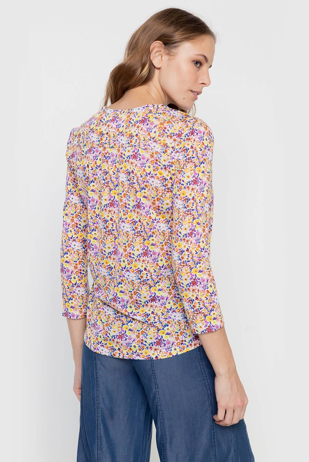 University Club - Blusa Mujer Manga Larga University Club