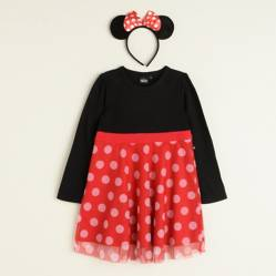 Minnie - Vestido Niña Minnie