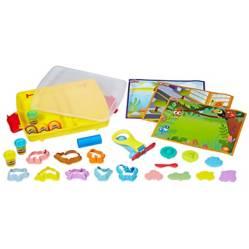 Play-doh: moldea y aprende - Descubre y guarda
