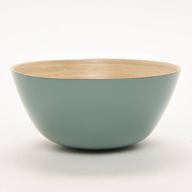 Mica - Bowl Bamboo Celeste 18 cm